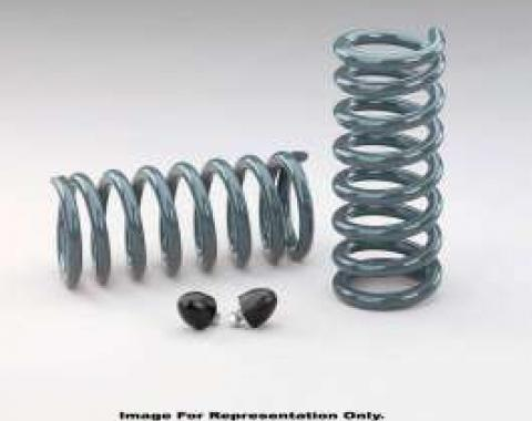 El Camino Hotchkis Performance Front Springs, Small Block Or Big Block With Aluminum Heads, 1978-1987