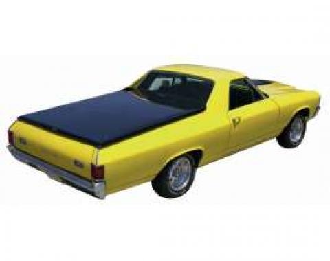 El Camino Custom Fiberglass Bed Lids, 1968-1972