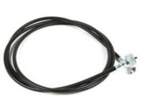 El Camino Speedometer Cable, With Cruise Control, Upper Cable, 74-7/8 Inches, 1976-1977