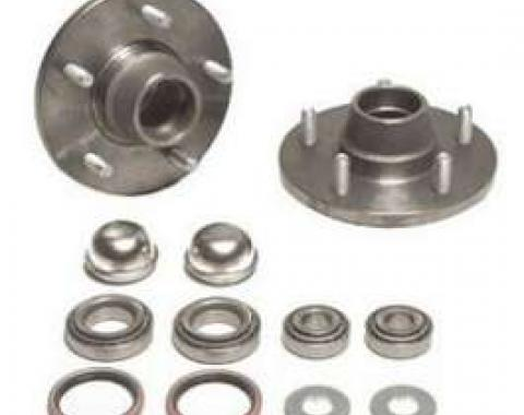 El Camino Tapered Bearing Hub Conversion Kit, 1959-1960