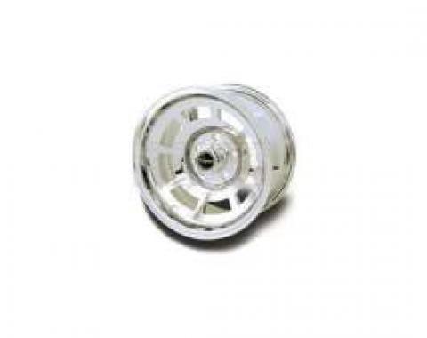 Corvette-Style Chrome Replacement Wheel