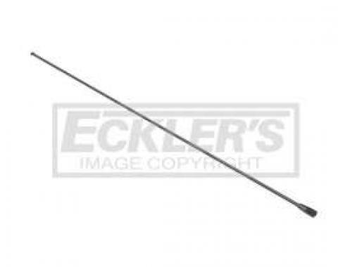 El Camino Antenna Mast, Chrome, 1978-1987