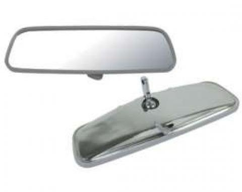 El Camino Interior Rear View Mirror, Day & Night, 8 Inch, 1964-1968