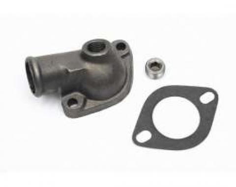 El Camino Thermostat Housing, 267 c.i. (4.4) 305 c.i. (5.0) 350 c.i. (5.7) With 1 Threaded Holes, 1979