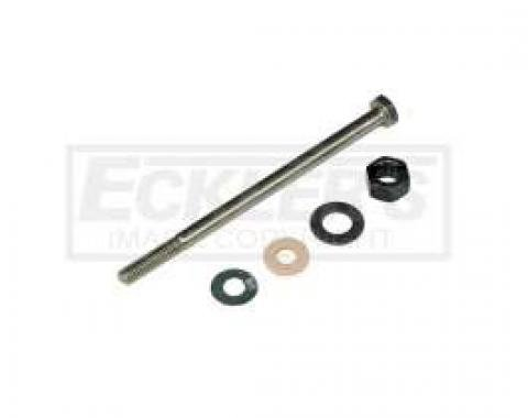 El Camino PCV System Related Bolts PCV Adapter Intake 283,302,327-4v, 5 Pieces, 1966-1967