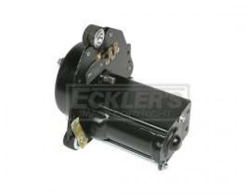 El Camino Windshield Wiper Motor, 1-Speed, Without Washer Pump, 1965-1966