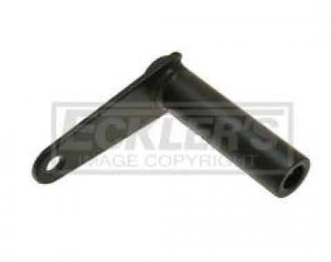 El Camino Alternator Bracket, Lower With Spacer, Small Block With Long Water Pump, 1969-1971