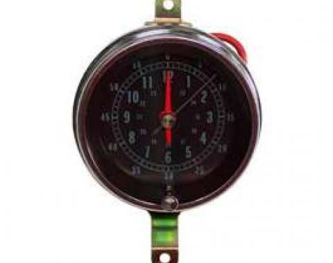 El Camino Clock, For Center Console, 1966-1967