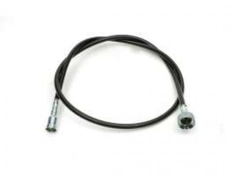 El Camino Speedometer Cable, With Cruise, Upper Cable, 41-3/8 Inches, 1972