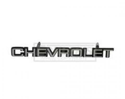 El Camino Grill Emblems Chevrolet, 1982-1987