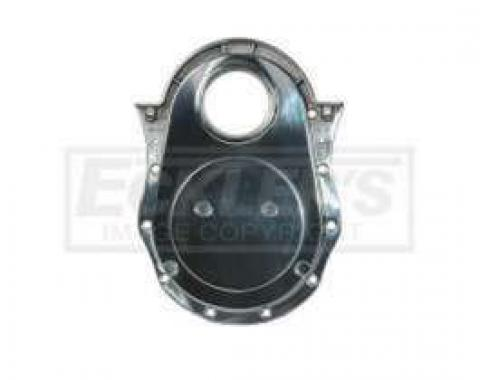 1964-1972 El Camino Timing Chain Cover, Big Block, Polished Aluminum