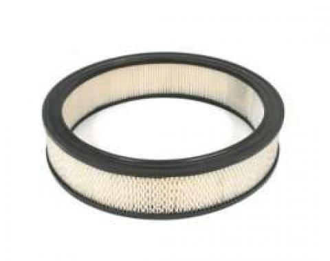 El Camino Air Filter Element, Cowl Induction, 1970-1972
