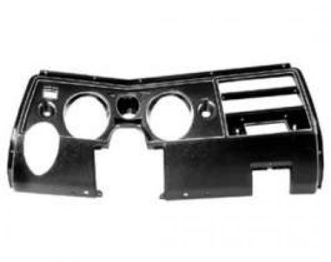 El Camino Dash Face Plate, With Air Conditioning, 1969