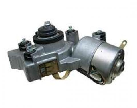 El Camino Windshield Wiper Motor, 2-Speed, Without Washer Pump, 1959-1960