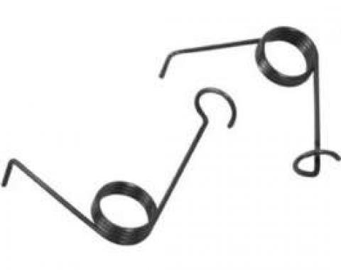 El Camino Tailgate Cable Springs, 1968-1972