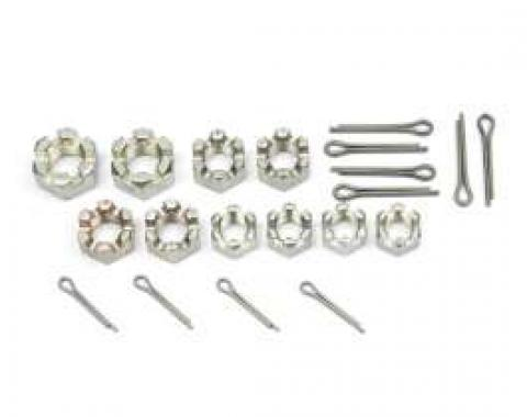 El Camino Ball Joint Nuts & Cotter Pins Fasteners, 1965-1969