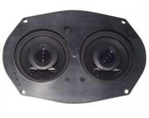El Camino Stereo Speaker, 60 Watt, Custom Autosound, 1959-1960