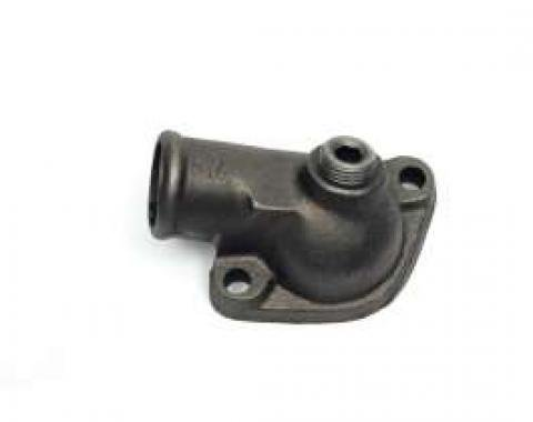 El Camino Thermostat Housing, 267 c.i. (4.4) 305 c.i. (5.0) 350 c.i. (5.7) With 1 Threaded Holes, 1980