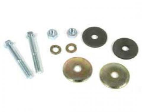 El Camino Radiator Core Support Bushing Hardware Kit, 1973-1987