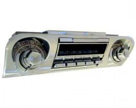 El Camino Wonderbar AM/FM Stereo Radio, 1959-1960