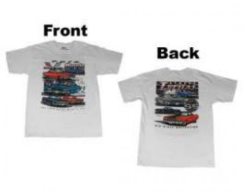 El Camino T-Shirt, Pure Muscle & Street Lethal