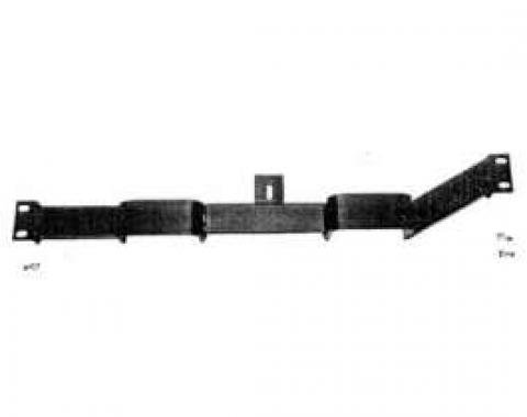 El Camino Crossmember, Double Hump, For Use With 1993-1997 F-Body T-56 Transmission, 1984-1987