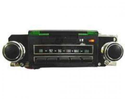 El Camino Radio,AM/FM Reproduction,Super Sport Model,1970