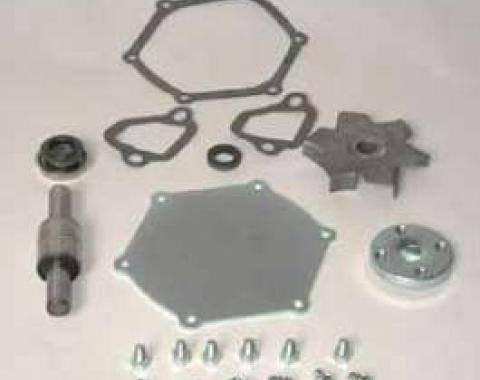 El Camino Water Pump Rebuild Kit, 348 V8, 1959-1960