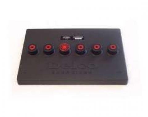 El Camino Orginal Tar Top Batteries Battery Topper, R89, 1969-1981