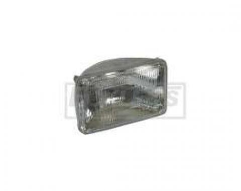 El Camino Headlight, Sealed Beam, Low, Lower, 1976-77