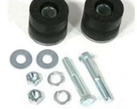 El Camino Radiator Core Support Bushing Kit, 1968-1972