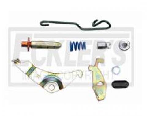 El Camino AC Delco, Rear Brake Shoe Adjuster Kit, Right, 1978-1987