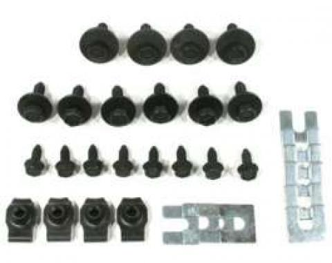 El Camino Fender Related Bolts 32 Piece Kit, 1970-1972