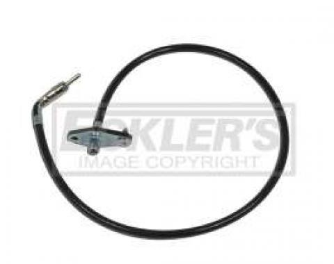 El Camino Antenna Lead Wire, From Windshield To Radio, 1970-1987