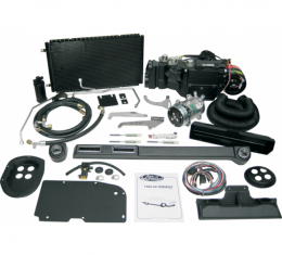 Chevelle & El Camino Vintage Air SureFit Gen IV Air Conditioning Kit, without Factory Air, 1966-1967