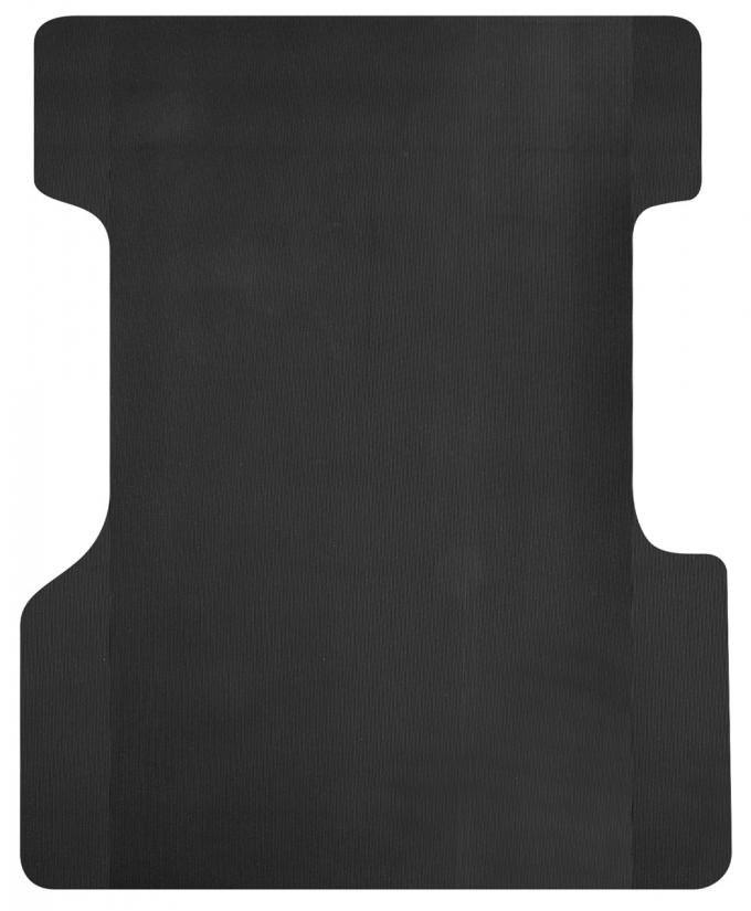 RestoParts Bed Mat, 1964-67 El Camino, Black KRK65