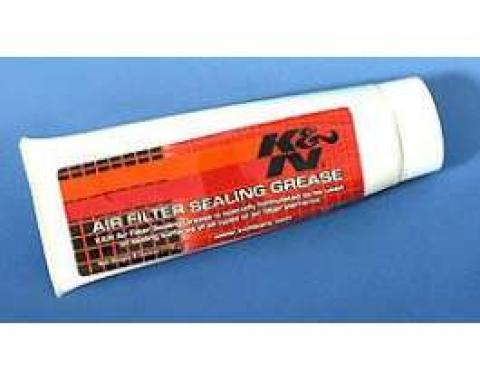 K&N Air Filter Sealing Grease, 1967-2012