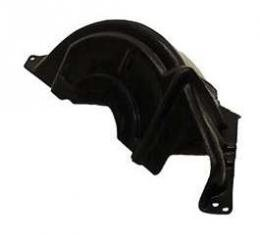 Flexplate Cover Plate, Automatic Transmission, Turbo Hydra-Matic 350 (TH350), 1969-1979