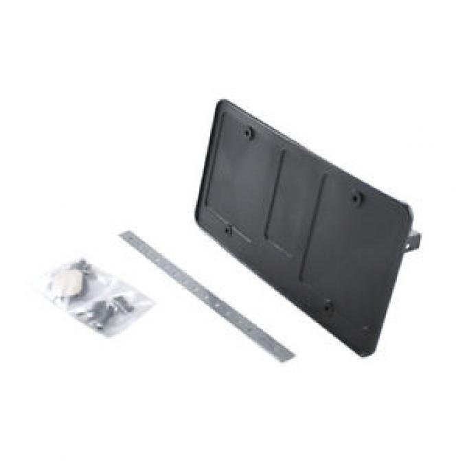 """Universal Front License Plate Mount, """"Show & Go"""", Manual"""