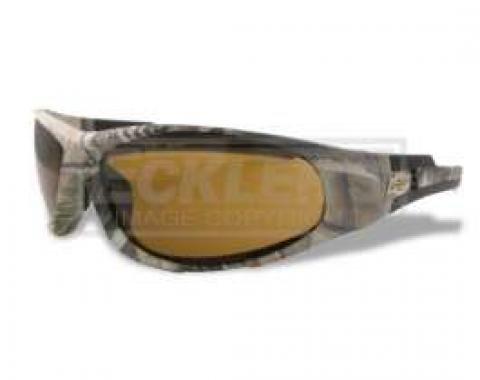 Chevy Realtree Camo Closed Frame Sunglasses, USA