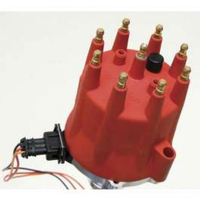 Distributor Cap, Replacement For Small Body Distributor