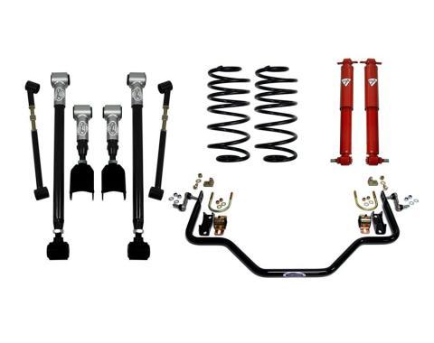 Detroit Speed Rear Speed Kit 2 67 A-Body 041609