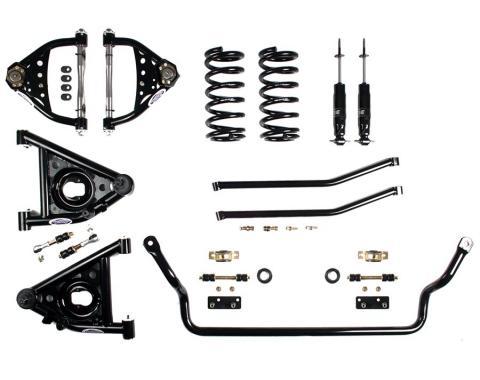 Detroit Speed Speed Kit 1 Front Suspension Kit 1978-1988 G-Body SBC LS 031333