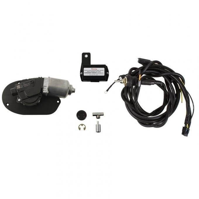 Detroit Speed Selecta-Speed Wiper Kit 68 A-body Non-Recessed Park 121612