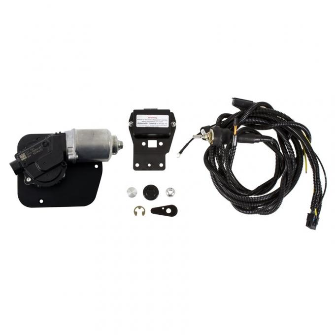 Detroit Speed Selecta-Speed Wiper Kit 67 A-Body Can Style Motor 121626