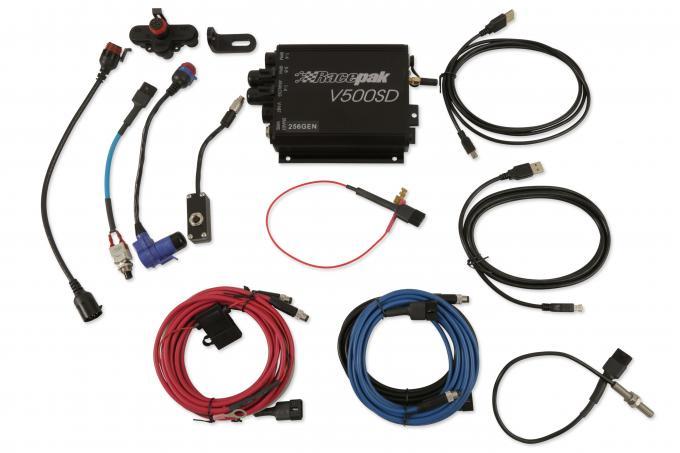 Racepak V500SD Data Logging Kit 200-KT-V500SD3G
