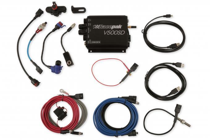 Racepak V500SD Data Logging Kit 200-KT-V500SD2G