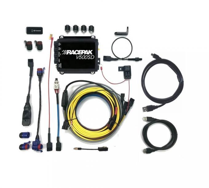 Racepak V500SD Data Logging Kit 200-KT-V500SD1G