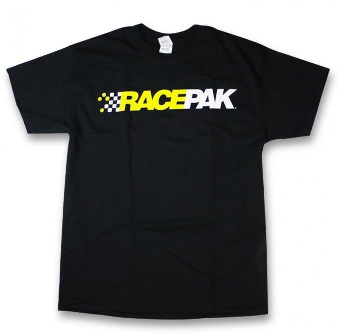 Racepak Short Sleeve Logo T-Shirt 880-PM-MTBKP-2X