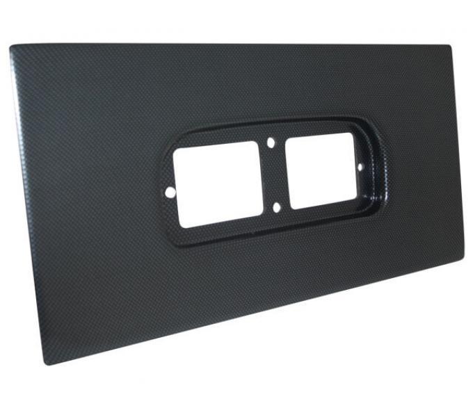 Racepak UDX / LDX Mounting Panel 800-MB-UDX-PCF